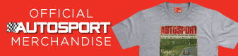 Official AUTOSPORT merchandise