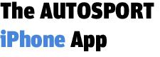 The AUTOSPORT iPhone App