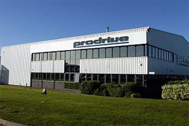 Prodrive factory