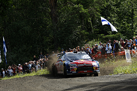 Sebastien Loeb, Citroen, Rally Finland