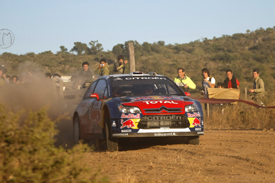 Sebastien Loeb, Citroen, Rally Argentina 2009