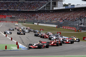 Hockenheim, 2008 German GP