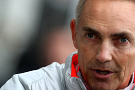 Martin Whitmarsh, McLaren, 2009