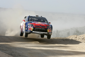 Sebastien Loeb, Citroen, Rally Australia 2009