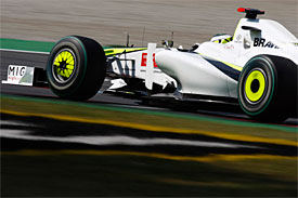 Jenson Button, Brawn, Italian GP