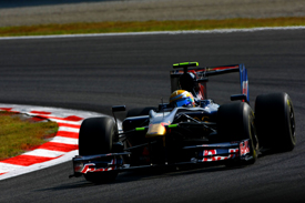 Sebastien Buemi, Toro Rosso, Monza 2009