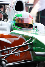 Tonio Liuzzi, Force India, Monza