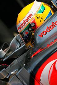 Lewis Hamilton, McLaren, Italian GP