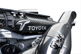 Toyota F1 engine