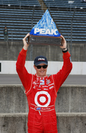 Scott Dixon takes Motegi pole