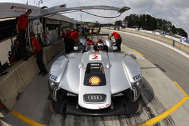 Capello/McNish Audi, Petit Le Mans 2009