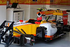 Renault car in Singapore