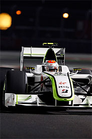Rubens Barrichello, Brawn, Singapore GP