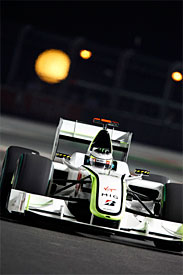 Jenson Button, Brawn, Singapore GP