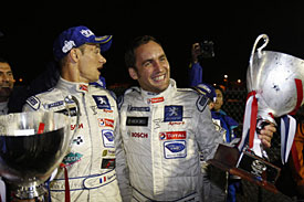 Stephane Sarrazin and Franck Montagny