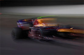 Sebastian Vettel, Red Bull, Singapore GP