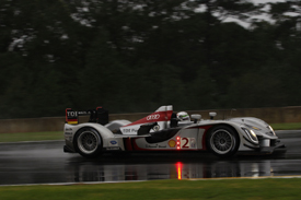 Allan McNish, Audi, Petit Le Mans 2009