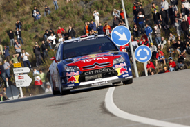 Dani Sordo, Citroen, Catalunya Rally 2009