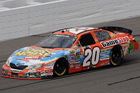 Joey Logano, Kansas Nationwide, 2009