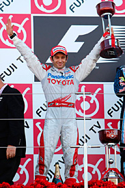 Jarno Trulli, Toyota, Japanese GP