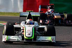 Rubens Barrichello, Brawn, Japanese GP