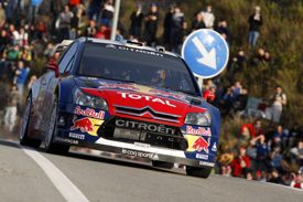 Sebastien Loeb, Citroen, Rally Catalunya