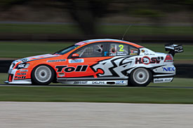 Will Davison and Garth Tander, 2009
