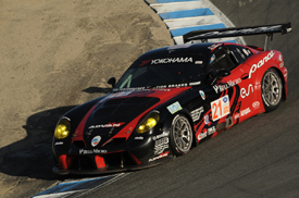 PTG Panoz, Laguna Seca 2009