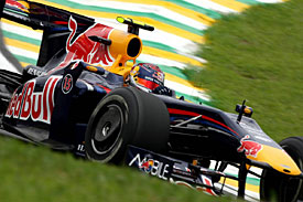 Sebastian Vettel, Red Bull, Brazil 2009