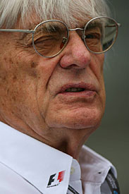 Bernie Ecclestone, 2009