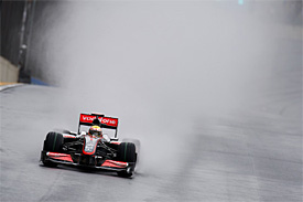 Lewis Hamilton, McLaren, Brazilian GP