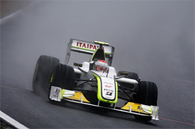 Rubens Barrichello, Brawn, Brazilian GP