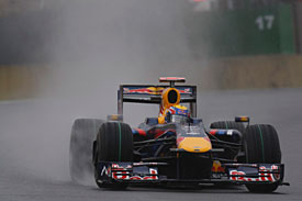 Mark Webber, Brazil, 2009
