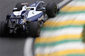 Nico Rosberg, Williams, Brazilian GP