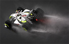 Jenson Button, Brawn, Brazilian GP