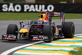 Mark Webber, Red Bull, Brazilian GP