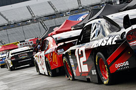 Martinsville practice rained off