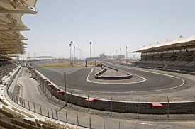 The Abu Dhabi circuit
