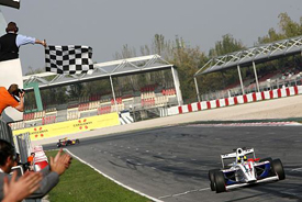 Andy Soucek wins at Catalunya