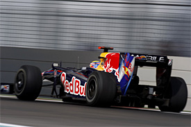Mark Webber, Red Bull, Abu Dhabi GP