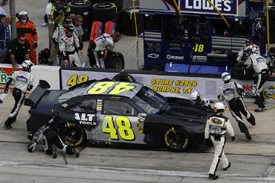Jimmie Johnson, Hendrick Chevrolet, Texas 2009