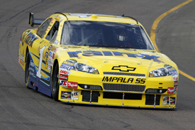 Martin Truex Jr, Earnhardt Ganassi Chevrolet, Phoenix 2009