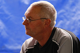 Manor's John Booth, 2009