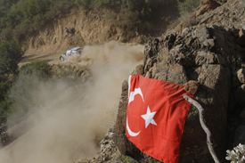 Mikko Hirvonen, Ford, Rally of Turkey 2008