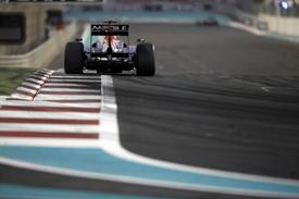 Mark Webber, Red Bull, Abu Dhabi 2009