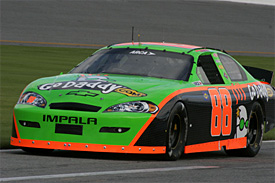 Danica Patrick, ARCA testing