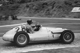 Philippe Etancelin, 1952 French Grand Prix