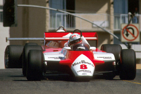 Niki Lauda, 1982 Long Beach