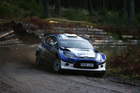 Matthew Wilson, Ford, Scotland 2009