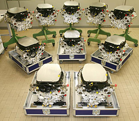 Cosworth engines